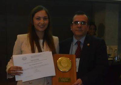 Drs. Javiera Donoso y Gilberto González.