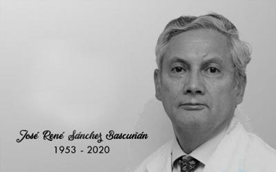 Sociedad Médica de Santiago lamenta el deceso del Dr. René Sánchez, primer médico  que fallece por COVID-19 en Chile, y socio SMS durante más de 40 años