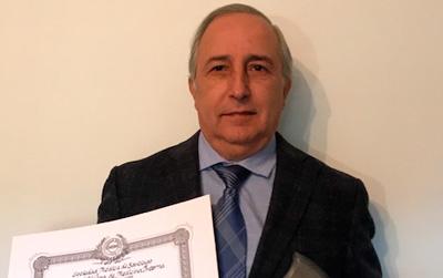 Dr. Fernando Lanas dicta Conferencia Sociedad Médica de Santiago, en el XLI Congreso Chileno de Medicina Interna