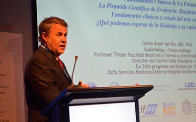 Sociedad Médica de Santiago lamenta el fallecimiento de su socio, Dr. Carlos Grant del Río, Director del Servicio de Salud Concepción